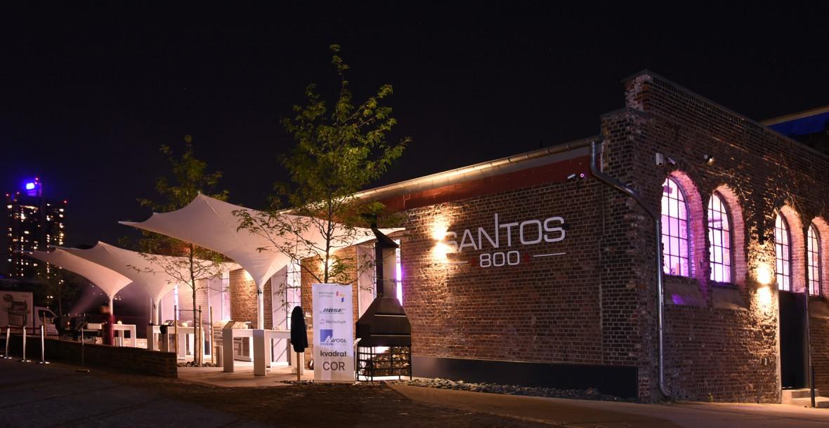 Grillschule Santos 800